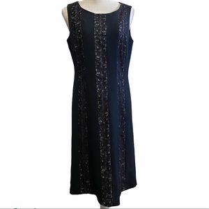 Jones New York Women's size 12P Sleeveless Dress